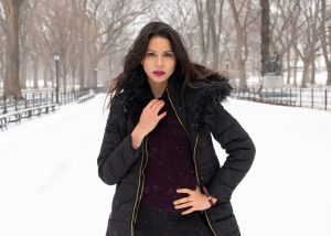 Gema Zarina enamora la pasarela neoyorquina