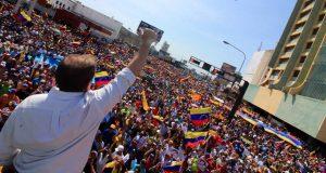 Juan Pablo Guanipa: «Venezuela está rescatando su dignidad y su libertad»