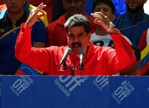 Maduro rompe «todo tipo de relaciones» con Colombia