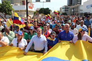 UNT: Rosales: «nos acercamos al cese de la usurpación, la transición y elecciones libres