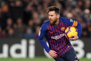 #LaLiga: doblete de Messi permite al Barcelona una remontada a medias contra el Valencia