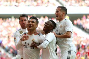 #LaLiga: El Real Madrid cree en la Liga