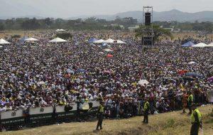 «Venezuela Aid Live» llegó con un mensaje de paz y esperanza