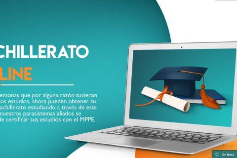 Dawere es el primer bachillerato por internet de Venezuela