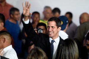 Guaidó dice que inhabilitación es una «farsa» y que no existe