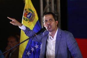 Guaidó dice que Gobierno de Maduro cometería «un último error» si lo detienen
