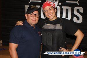 Arquitecta y cocinera ganó el primer concurso de hamburguesas de Maracaibo