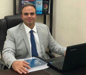 Luis Daniel Khalil, el experto en confiabilidad industrial de Venezuela