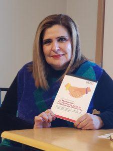 Zuliana Thais Villalobos publica libro para resolver conflictos entre conciudadanos