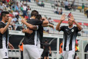 #LigaFútVe: Zamora se quedó con los tres puntos ante Carabobo