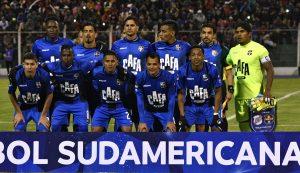 Zulia FC firmó un triunfo histórico en Potosí