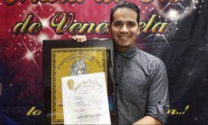 Productor musical cristiano Noel Nevado gana el Mara de Oro Internacional