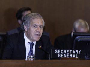 La OEA apoya la adhesión del Ejército de Venezuela a Guaidó y la Constitución