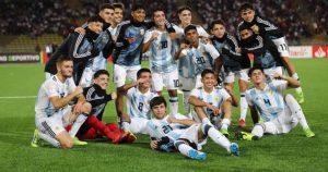¡Argentina es el nuevo monarca Sub-17!