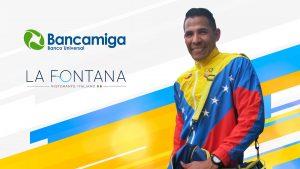 Thomas Silveira hará su debut internacional gracias a Bancamiga y La Fontana