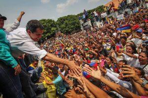 Guaidó desde Machiques: recuperaremos la democracia, contando con la rebeldía del Zulia