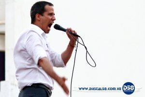 «No vamos a hacer maletas, vamos a hacer país»: Guaidó en Maracaibo