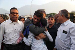 Leopoldo López: «este es el momento de todos los venezolanos»