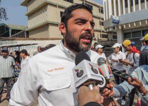 Voluntad Popular: «Omar Prieto es un ineficiente»