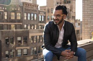 El actor venezolano Samuel Garnica representará a Venezuela en el Fuerza Fest