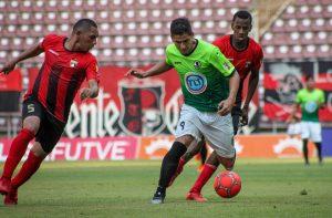 #LigaFútVe: «Blanquinegros» caen en suelo larense con marcador 3-0