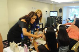 Fabiola Sulbarán y el maquillaje como pasión emprendedora
