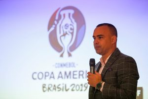 Rafael Dudamel: «hoy vamos a Copa América con la mayor ilusión»