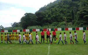 #FútVe: menores del «Bico» afrontan nueva ronda en el Torneo Élite