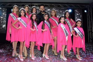 Mini Zulia 2019 presentó a sus candidatas