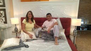 Luis «Moncho» Martínez le cuenta todo a Mariela en la cama