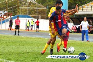 #FútVe: TFC Maracaibo pacta a 2 goles con FA El Vigía