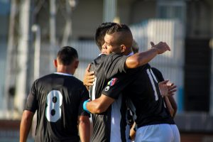 #LigaFútVe: el «Blanquinegro» doblegó al Aragua FC en su casa