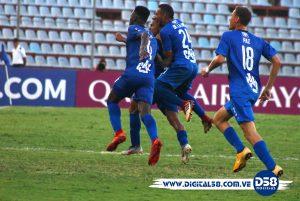 Dramático triunfo del Zulia FC ante Palestino en Sudamericana