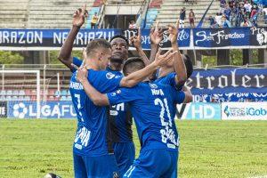 #LigaFútVe: Zulia FC clasifica agónicamente al Octogonal