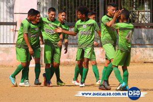 Categorías juveniles de FC Ítalo Cabimas asumen primer lugar del Grupo C