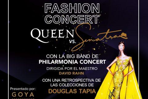 La música y la moda se unirán en el Teatro de Bellas Artes
