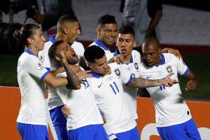 3-0. Coutinho y el VAR alivian el estreno de Brasil y frustran a Bolivia