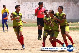 Copa Oro: Juveniles de Ítalo Cabimas barren a Arabito FC