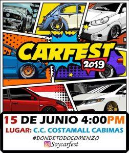 CarFest ¡Donde todo comenzó!