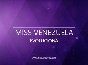 Candidatas del Miss Venezuela reciben su banda en Portada's