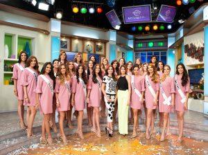 Miss Venezuela anuncia representantes oficiales por estado