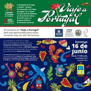 Un «Viaje a Portugal» para celebrar musicalmente su día