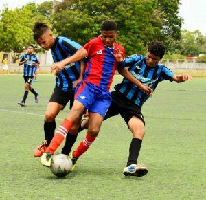 Menores de TFC Maracaibo sumaron un triunfo y dos empates contra JBL