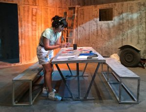 España presenta el éxito teatral «Una vida americana» en Caracas