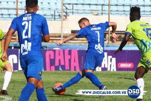 Zulia FC inicia la semifinal empatando en casa