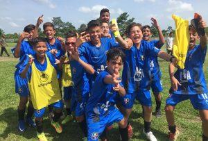 Sub-13 de Zulia FC sigue invicto en la Serie Élite