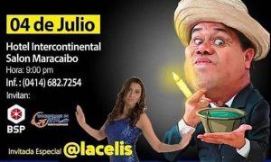Er Conde llega a Maracaibo Racionado y Sin Luz