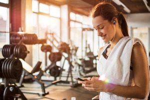 Estrenar con música mejora la concentración y el rendimiento