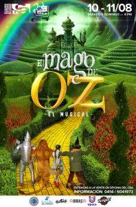 «El Mago de Oz, el Musical», llega en agosto a Maracaibo para mostrarnos que hay más allá del arcoíris