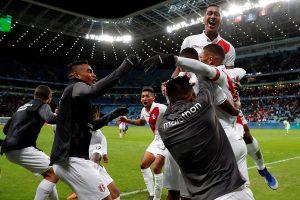 Perú destrona a Chile y jugará final de la Copa América